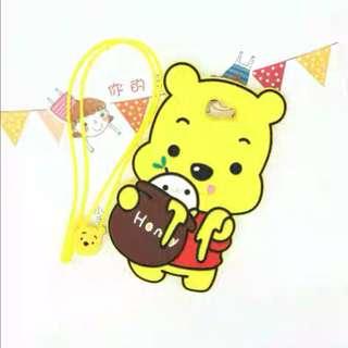 Winnie the pooh 小熊維尼維尼熊j7J7手機殼手機配件