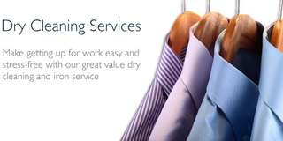 Laundry & Drycleaning Services