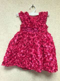 Pre-loved baby gown/dress