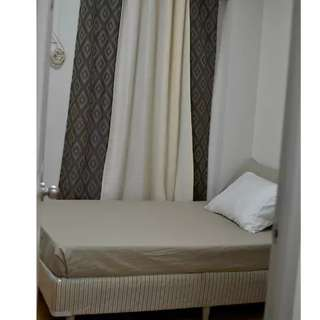 Salem Bed  (Size Double)
