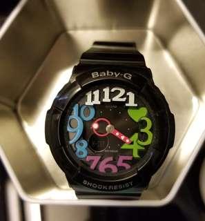 Baby G BGA 131 霓虹 Neon