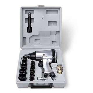 """WUFU WF-002 17pcs 1/2"""" Impact Wrench Kits"""