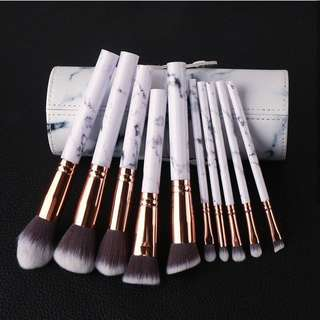12pcs brush marble tanpa tube #maudecay