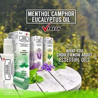 Vfresh Essential Oils