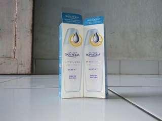 Sunblock skin aqua spf 50+