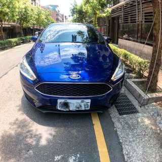 2016 Ford Focus 1.5 MK3.5