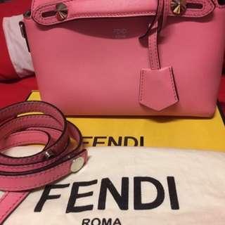 🚚 Fendi by the way mini(二手商品)