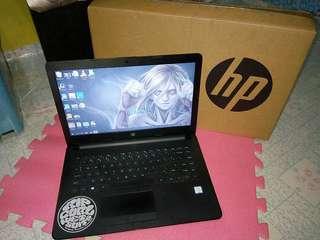 hp laptop i3 6th gen