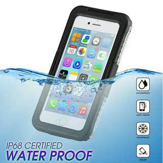 Waterproof iPhone Case Depth 30m