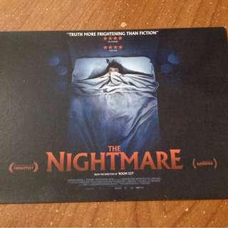 英國帶回 酷卡 The Nightmare 鬼壓床 鬼店之237號房導演作品