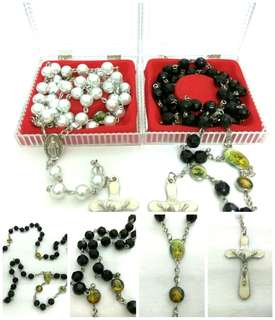 Rosary (large beads)