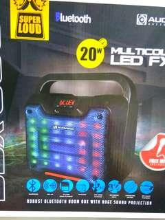 Bluetooth loud speaker.