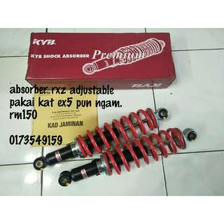 absorber rxz adjustable