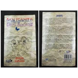 Preloved Malay Novel - Baju Pengantin Mak Andam