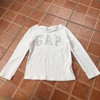 Gap long sleeves top