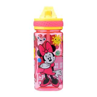 [PO] Disney Japan Water Bottle Minnie Mouse POP Square 460ml