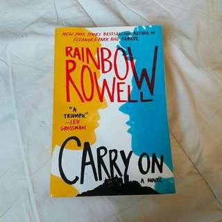 Rainbow Rowell CARRY ON