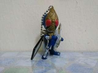 Kamen rider blade keychain