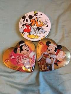 迪士尼牛奶及榛仁夾心巧克力 Disney Milk & hazelnut Chocolate
