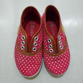 Sneakers Girl shoes size 24