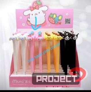 Cute pen sales
