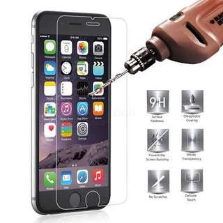 Tempered glass 8 plus