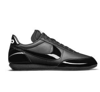 🚚 (under retail!) US 10 Comme des Garçons x Nike Night Track CDG Black Sneaker