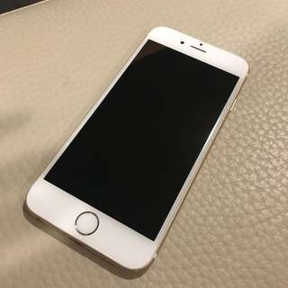 iPhone 6 16g Champagne