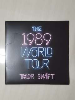 Taylor Swift 1989 VIP Lithographs