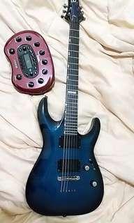 Electric Guitar H330 FM NT