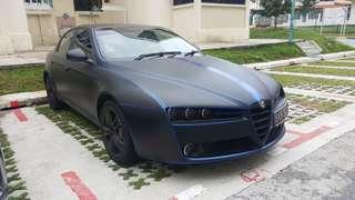 Alfa Romeo JTS 2.2cc selespeed 🇸🇬