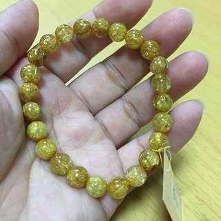 優質金髮晶(超密金髮)