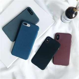 純色iphone機殼
