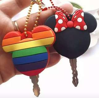 Key Cover Mickey Minnie