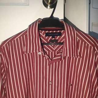 Tommy Hilfiger Long Sleeves Polo REPRICED!!!