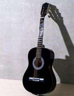 Accoustic Guitar with free Tuner