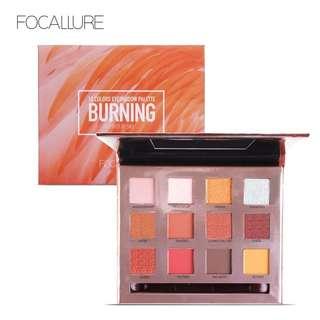 Focallure Burning palettd