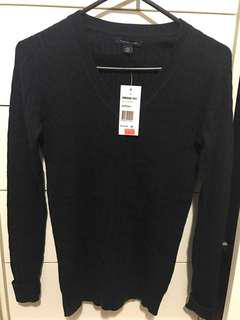 Tommy Hilfiger Navy Sweater XS
