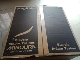 Bike Trainer for Indoor Cycling