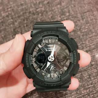 Original Casio G-Shock Analog Digital GMA-S120MF-1ADR