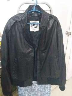 Saddley Leather Jacket