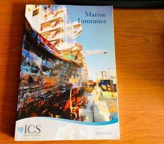 Books - ICS Chartered Ship Brokers (K016)