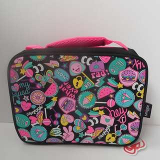 Smiggle Square Lunch Box