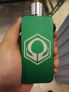 Mod only hexohm green v3