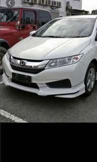 Honda City 1.6 For Rent