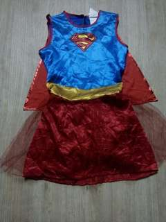 Super Girl 8-10 yrs old