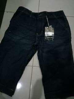 Jeans pria 3/8