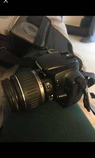 Digital Camera with lens & flash