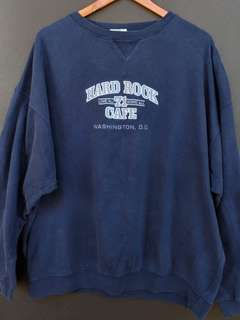 Vintage Hard Rock Pullover