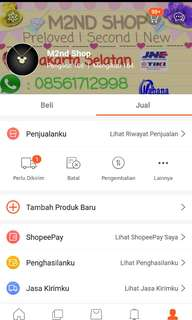 PUDOT SIMPLE DI M2ND SHOP